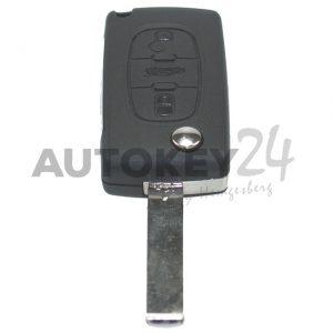 HF-Plip-Schlüssel 3 Knopf – 6554NN