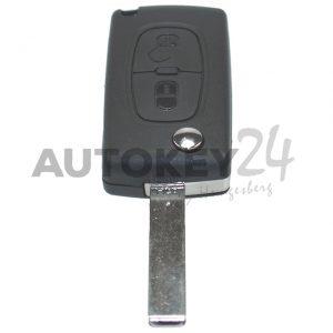HF-Plip-Schlüssel 2 Knopf Limo. + Break mit fester Heckklappenscheibe – 649034