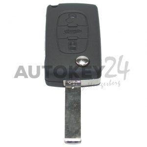 HF-Plip Schlüssel 3 Knopf – 649073