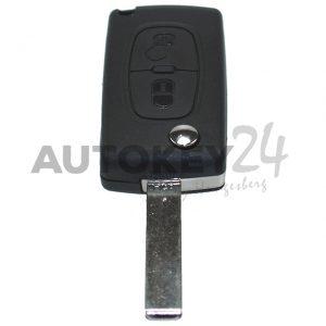 HF-Plip-Schlüssel 2 Knopf Partner Tepee B9 – 649041