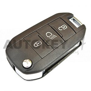 HF-Plip Schlüssel 3 Knopf, 3008 – 1617020880