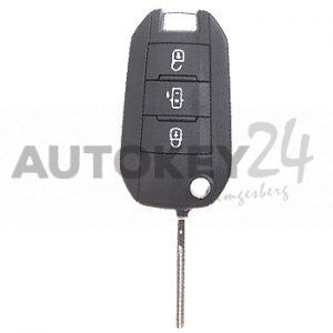 HF-Plip Schlüssel 3 Knopf Expert IV Traveller (mit elektr. Seitentür) – 1617021080