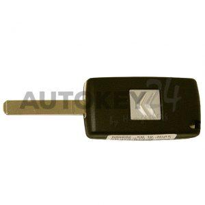 HF-Plip-Schlüssel 2 Knopf – C2 – C3 – C3 Plurial – 6554NR