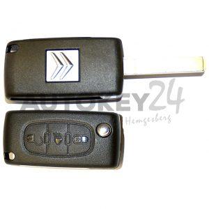 HF-Plip-Schlüssel 3 Knopf – 6554TE