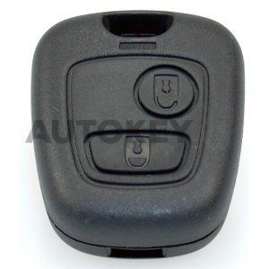 Gehäuse ohne Logo leer 2 Knopf