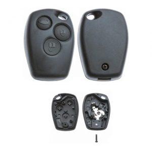 Gehäuse ohne Logo leer 3 Knopf, Master, Movano, Opel®-Vauxhall®, Trafic, Vivaro